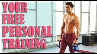 Let me Help You with your Fitness Goals !