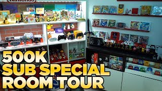 500K Subscriber Special Room Tour 2018 | Austin John Plays
