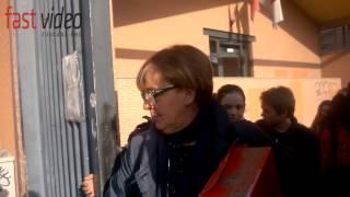 Firenze   Evacuazione scuola per terremoto