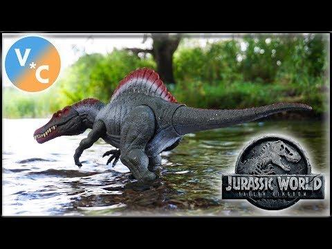 Mattel Jurassic World Extreme Chompin