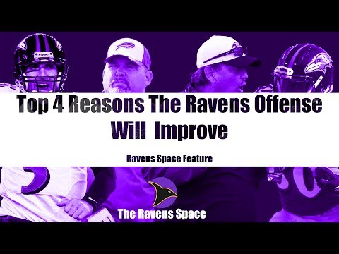 Top Reasons the Baltimore Ravens Offense will Improve - Ravens Space Feature
