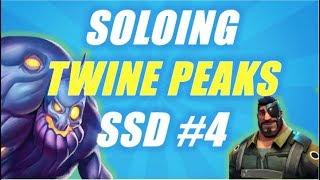 Soloing Twine Peaks SSD #4