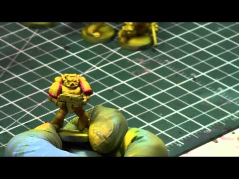 Painting with Jay: Episode 38 - My Trip to Quebec, New Space Marines and New Dark Angels
