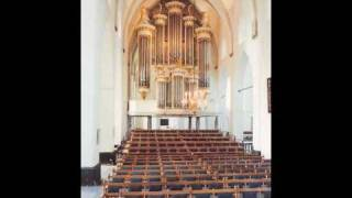 Een vaste Burcht - Niet-ritmische samenzang - Orgel: Dick van Luttikhuizen
