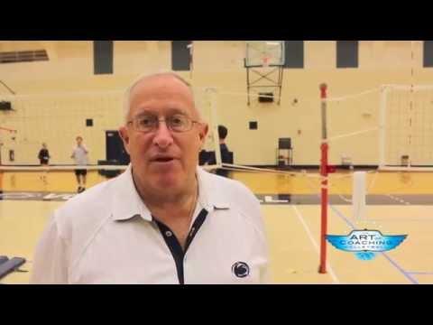 Penn State 3-Step Blocking Drill - Art of Coaching VB