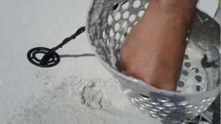 Florida Beach Metal Detecting
