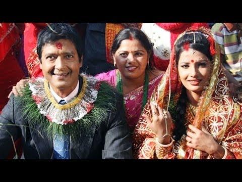 Actor Rajesh Hamal Wedding - Gossips | Glamour Nepal