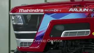 India's most powerful tractor – the Arjun Novo Tractor from Mahindra