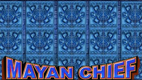Live Play On Mayan Chief Slot Machine