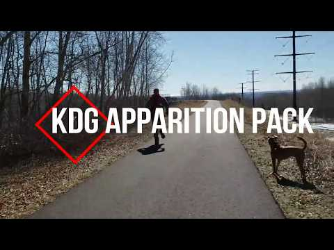 KDG Apparition Backpack: A Bag For Many Uses