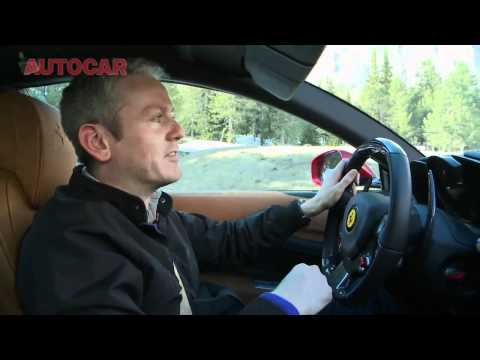 Video  Ferrari FF review by Autocar   Car Advice   Reviews