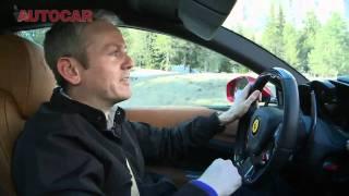 Video  Ferrari FF review by Autocar   Car Advice   Reviews