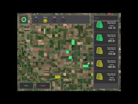 Customizing your Crop Plan Map, Verifying Yield Goals