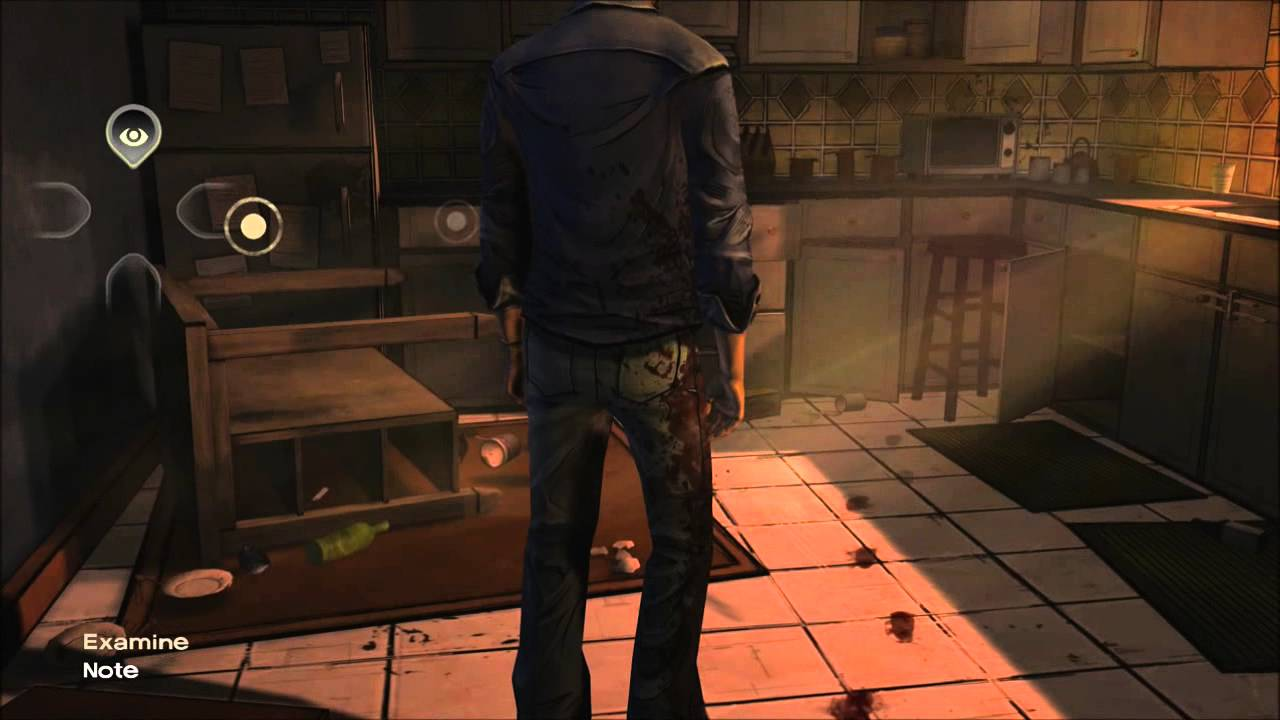 Image result for telltale the walking dead season 1 gameplay