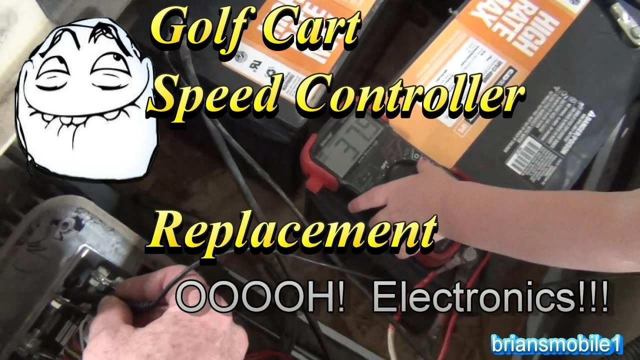 small resolution of golf cart speed control alltrax dcx