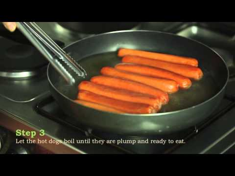 How To Boil A Hot Dog