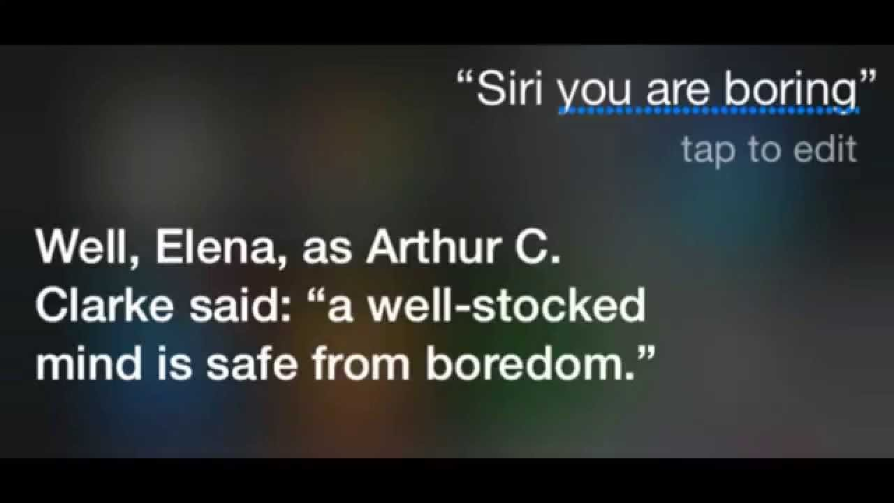 Siri Answers Funny Questions YouTube - The 24 funniest siri answers that you can test with your iphone