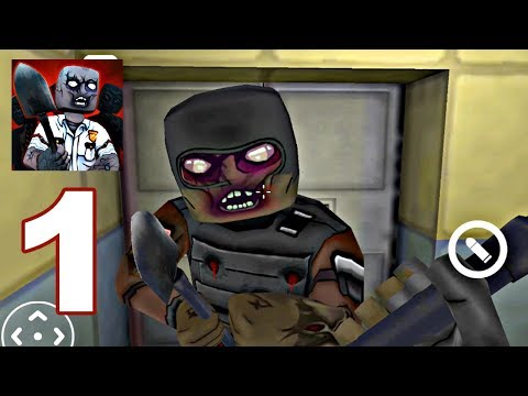 HIDE FROM ZOMBIES: Online - Gameplay Walkthrough Part 1 (Android Games)