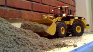 Tamiya Scania and Wedico Cat 966G.mp4