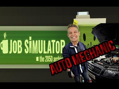 HTC VIVE - JOB SIMULATOR MED JONAS #2