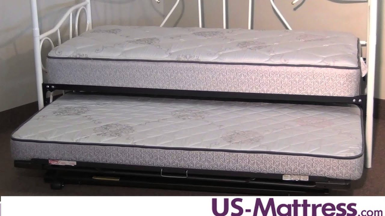 what is the maximum height of a mattress that will fit on a daybed
