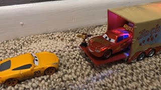 Disney Pixar's Cars 3 I'm Sorry Stop Motion Remake Remastered! • Lightning McQueen's Apology 🏆
