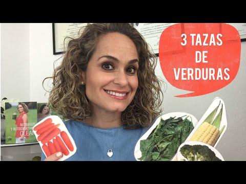 "NUTRIRETO SEMANAL ""COME TRES TAZAS DIARIAS DE VERDURAS"""
