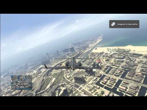 GTA V Luxor Fun