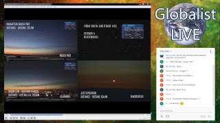 Globalist Live: Beweist SpaceX eine Flache Erde?