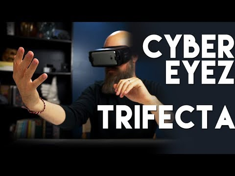 Cyber Eyez Trifecta - The Blind Life