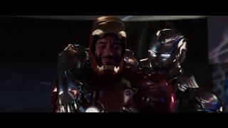 Первое появление Железного патриота | Железный человек против Железного патриота (Iron man 2)