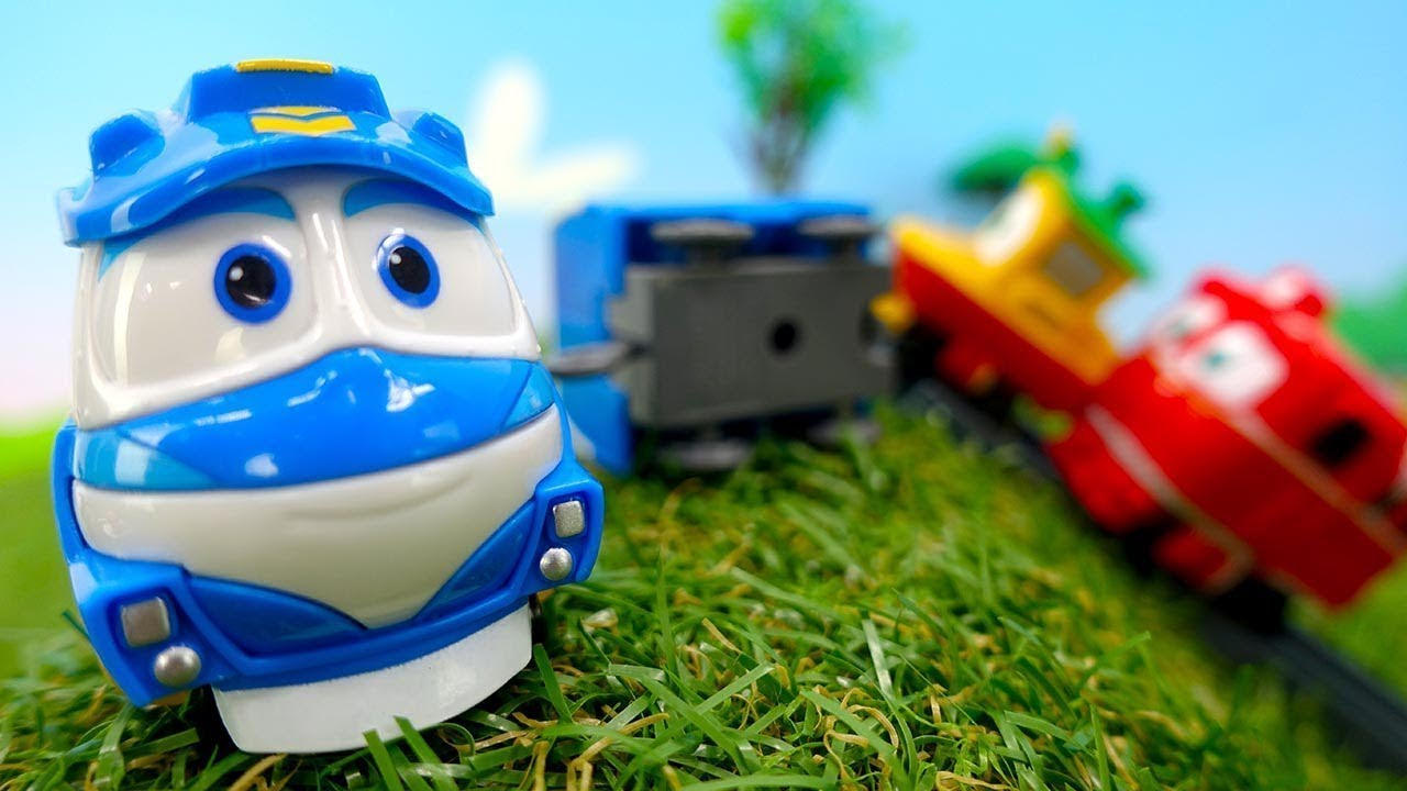 Oyuncak Tren Kay Vagonlari Ariyor Tren Oyunu Eglenceli Video