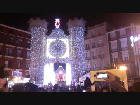 Iluminaci n de la calle sueca en valencia primer premio valencia en falles 2014 by richi 39 s - Iluminacion en valencia ...