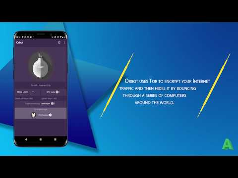 Orbot For Android| Free Proxy App| Brows In Total Privacy!