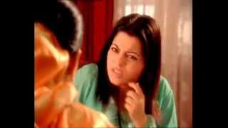 shradha sharma in tv serial saarthi....comedy scene with mother