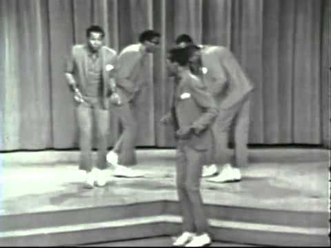 The Temptations   Get Ready RARE clip, Very good quality