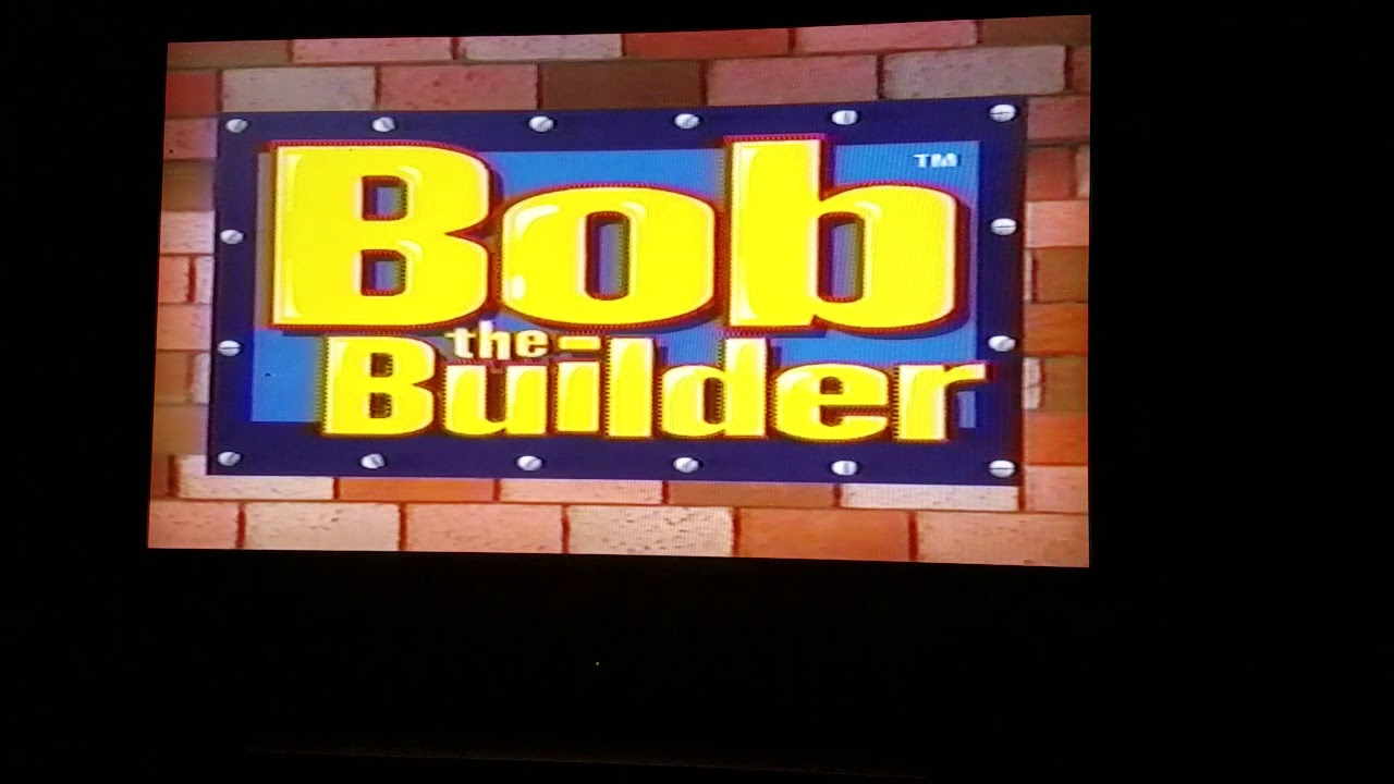 Opening To Bob The Builder Tool Power 2003 Vhs Youtube