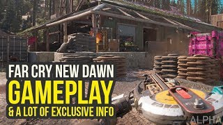 Far Cry New Dawn Gameplay ENOUGH TO BE IT