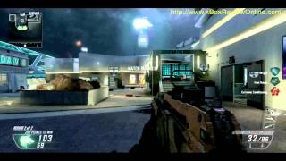 Call of Duty Black Ops 2 DOMINATION PLAZA Multiplayer BO2 gameplay Inspired by theRadBrad