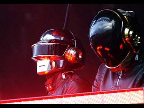 Daft Punk - Robot Rock  Adjuster Drunk Remake