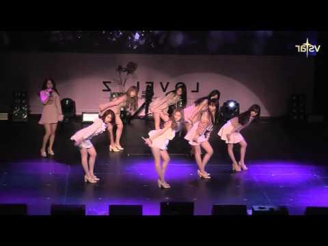 LOVELYZ - Destiny - Mirrored Dance Practice Video - 러블리즈 (나의 지구)