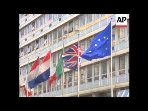 Belgium/Luxembourg - Emergency Summit