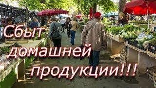 Сбыт продукции / Заработок на дому // Жизнь в деревне