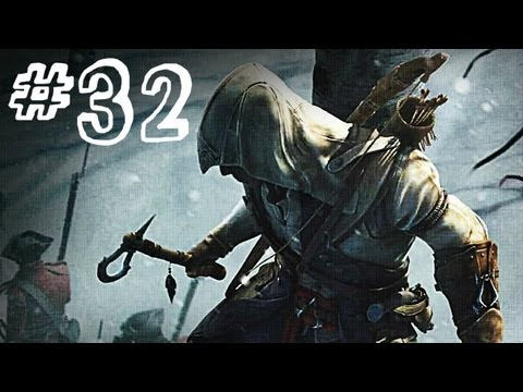 Assassin's Creed 3 Gameplay Walkthrough Part 32 - Lexington and Concord - Sequence 7