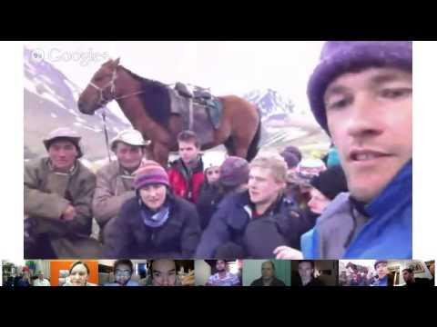 Tim Cope: Hangout from Kharkhiraa-Turgen Mountains of Mongolia