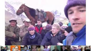 Tim Cope: Hangout from Kharkhiraa-Turgen Mountains of Mongolia