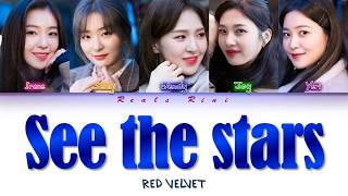 SEE THE STAR - RED VELVET (레드벨벳) OST. Hotel Del Luna [Color Coded Lyrics/가사 HAN|ROM|INDO/INA]