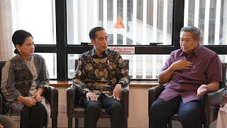 Menjenguk Ibu Ani Yudhoyono, Singapura, 21 Februari 2019