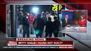 Betty Shelby found not guilty