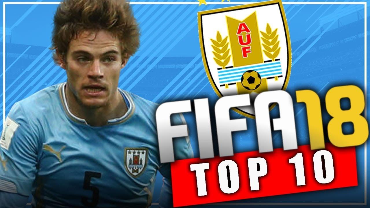 Fifa 18 top jovenes promesas de uruguay modo carrera for Esteban paredes fifa 18